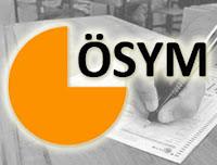 ÖSYM 2013 Sınav Takvimini Yayınladı