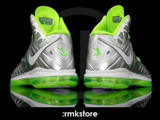 lebron 8 ps dunkman. Nike LeBron 8 P.S – #39;Dunkman#39;