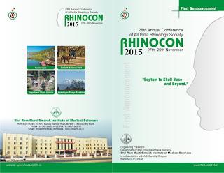 RINOCON 2015
