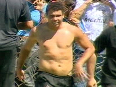 Ronaldo está «muy incómodo» con sus 118 kilos