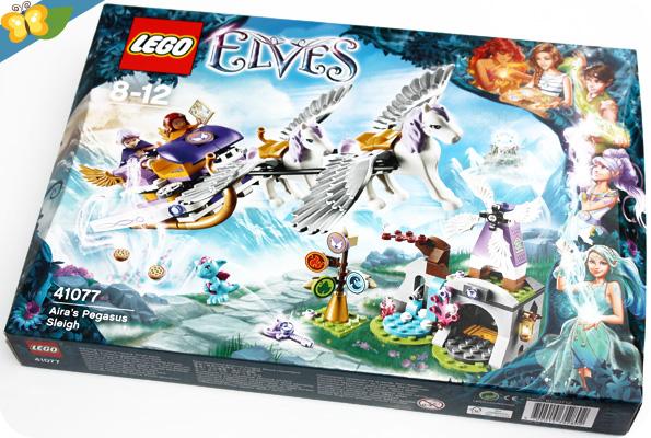 LEGO® ELVES - Le traîneau d'Aira