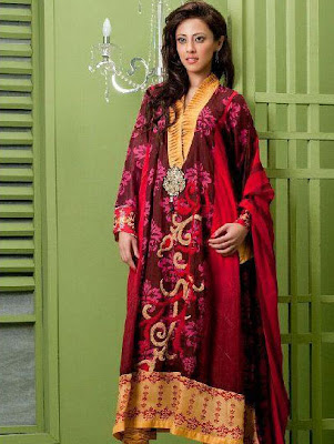 ayesha somaya - fashion world - tribal clothing pakistan