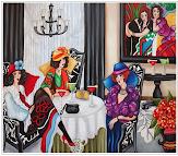 Eavesdropping - Matisse