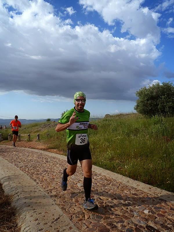 Molinos. Trail Running. Los Yébenes