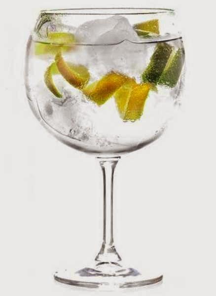Gin en las Rocas