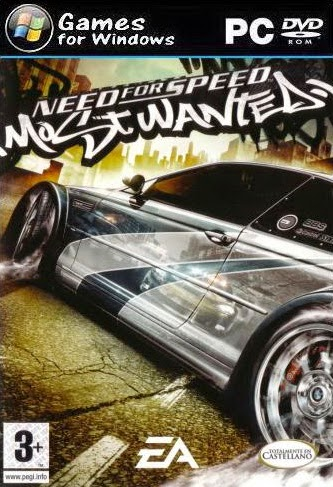 Games Need For Speed - Most Wanted 2005 Full Rip Gratis