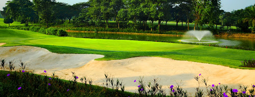 Riverside Golf & Club House Cibubur