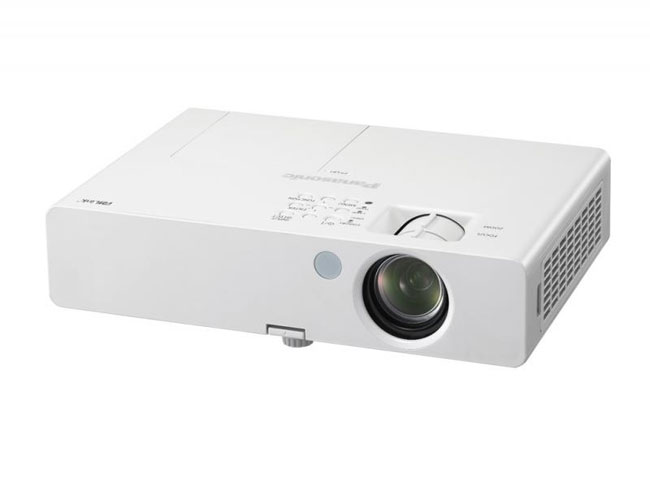 2011 2012 panasonic portable projector pt lb3u price in for Handheld projector price
