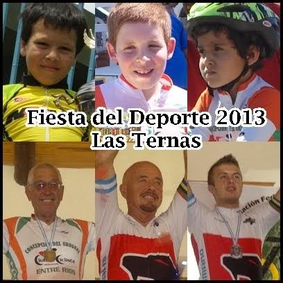 Las Ternas de ciclismo - 2013