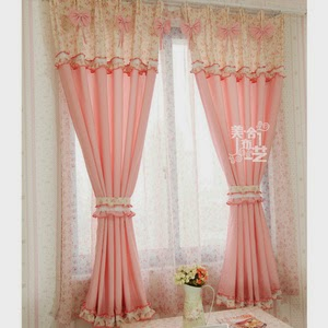 Sweet beautiful girl curtainhomesale tende per bambini - Tende camera bimba ...