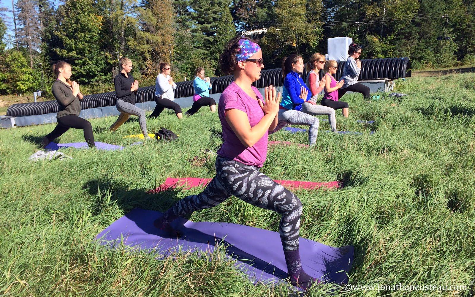 Lanaudiere yoga chaud Studio Pura