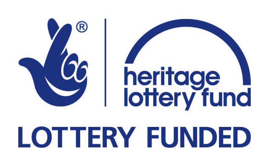 Funded by Heritage Lottery Fund