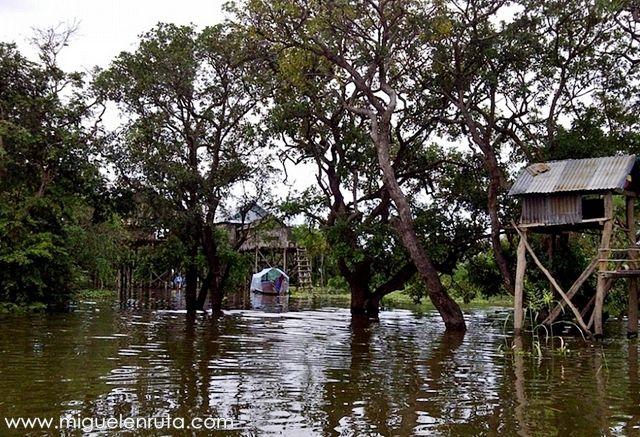 Casas-flotantes-Kompong-Phluk