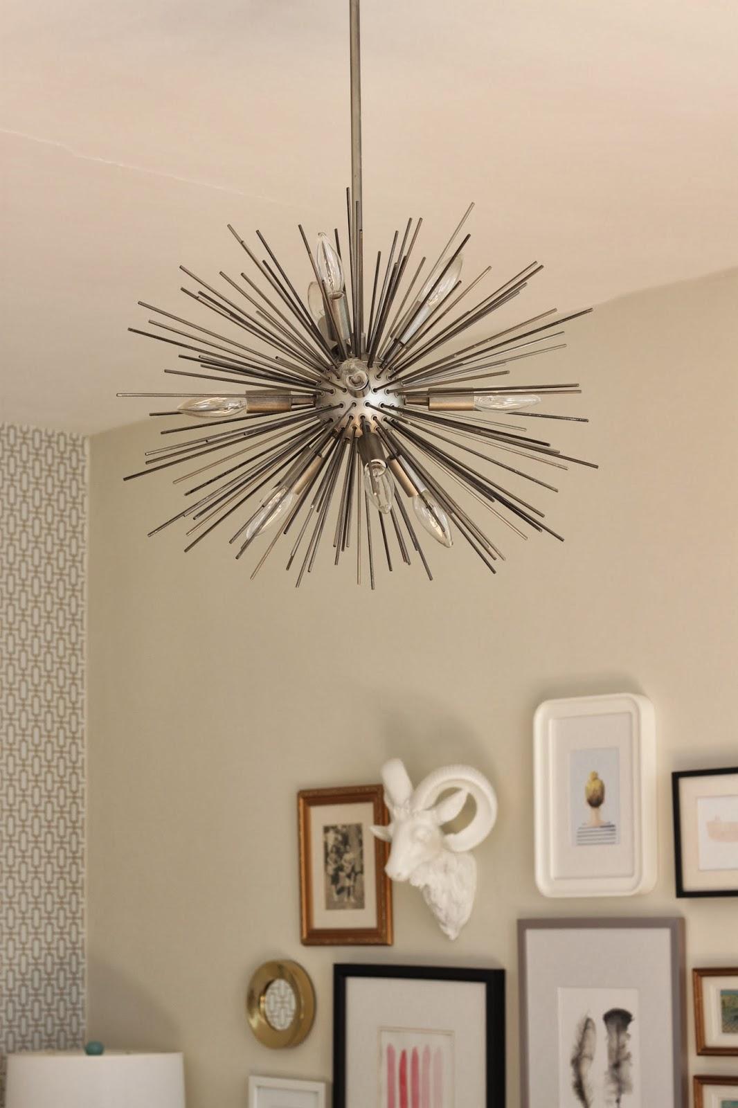 Modern Jane Living Room Sputnik