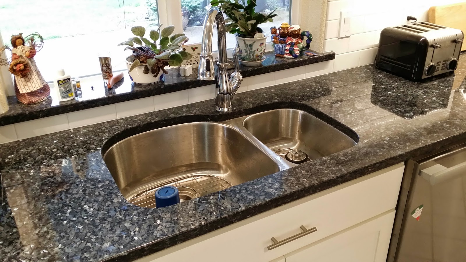 Welcome to Concept Construction, Inc. : Undermount Kitchen Sinks