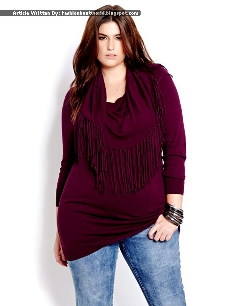Eddition Elle Plus Size A/W Dresses 2015-2016