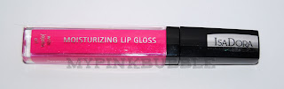 isadora Moisturizing Lip Gloss 15 Tropical Pink
