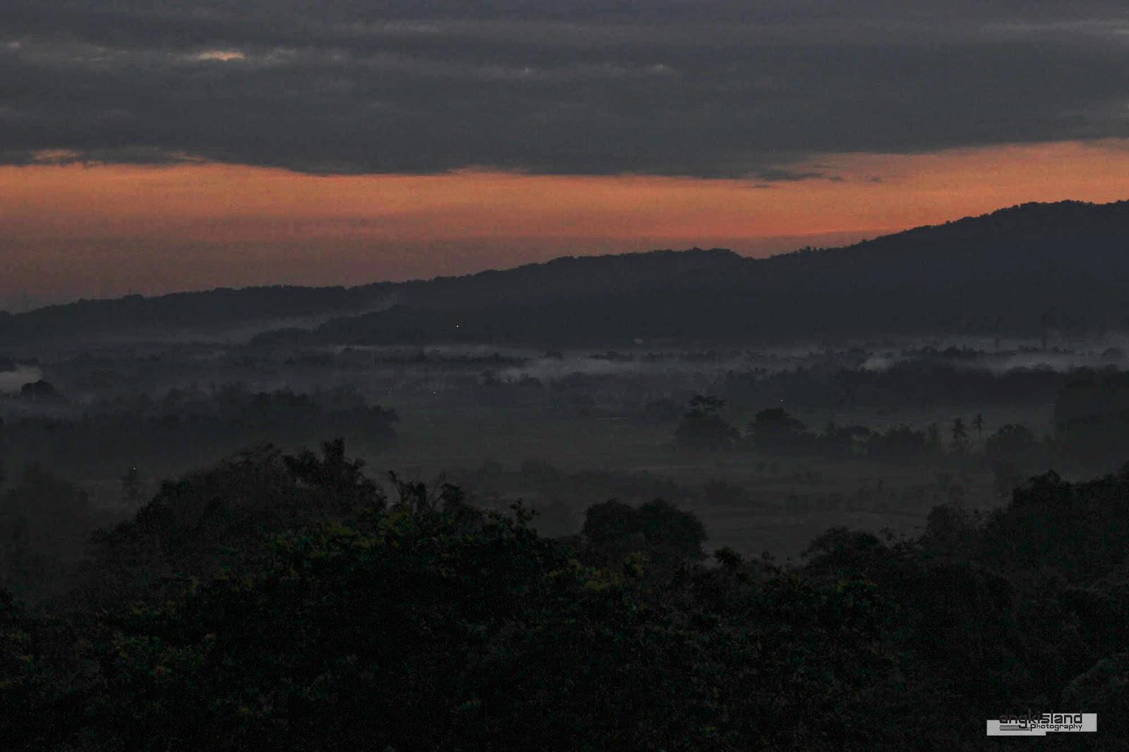 sunrise candi abang