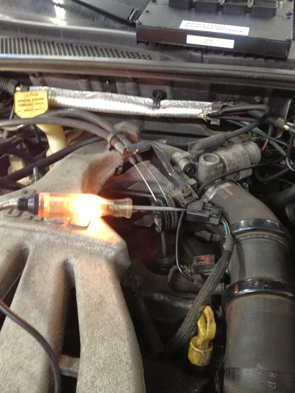 jwr automotive diagnostics chrysler pt cruiser next we need to see if its the wiring or the pcm driver
