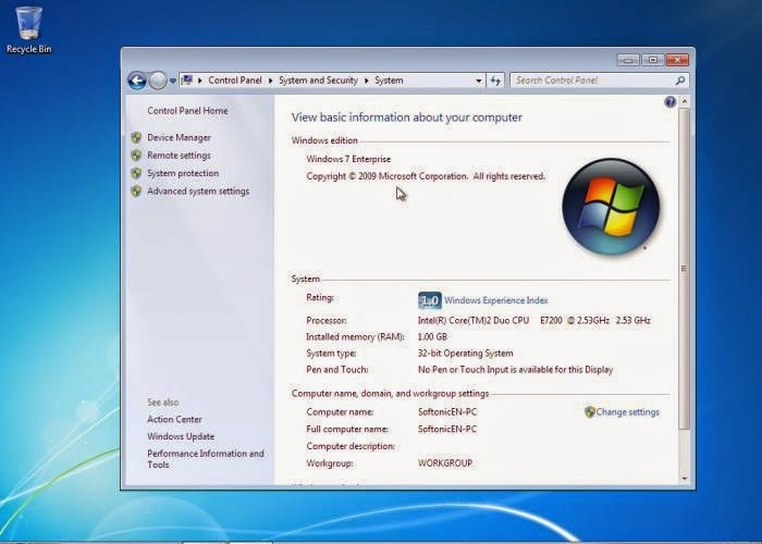 The Windows Update standalone installer of KB968711 will install Internet E