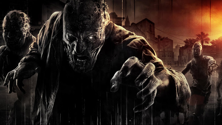 Dying Light Game Zombies