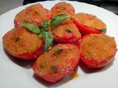 pomodori ripieni al gratin