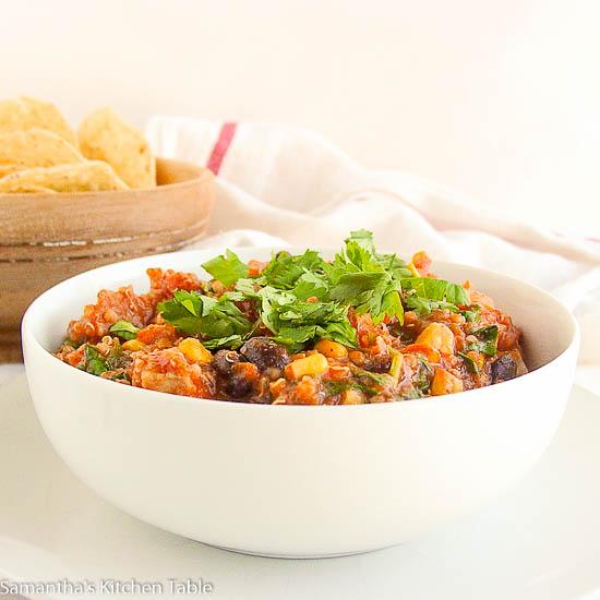 Mexican Chicken Quinoa