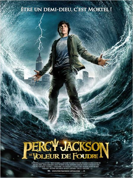 Percy Jackson le voleur de foudre Streaming (2010)