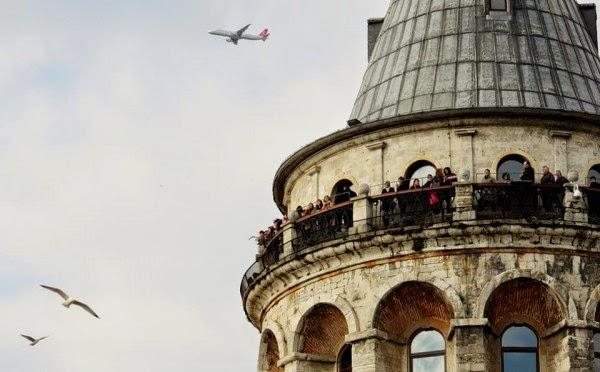 Galata Kulesi Tepe