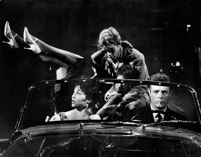 La Dolce Vita (1960), Directed by Federico Fellini
