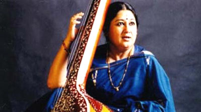 Shubha Mudgal live at Chowdiah Memorial Hall