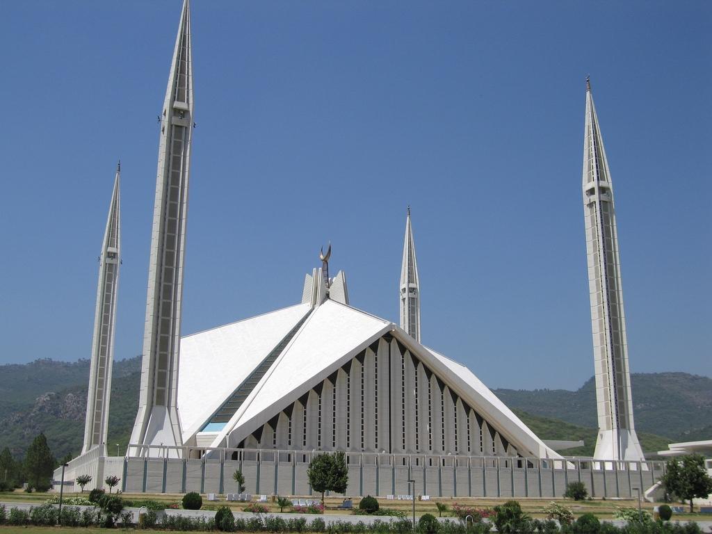 Faisal masjid