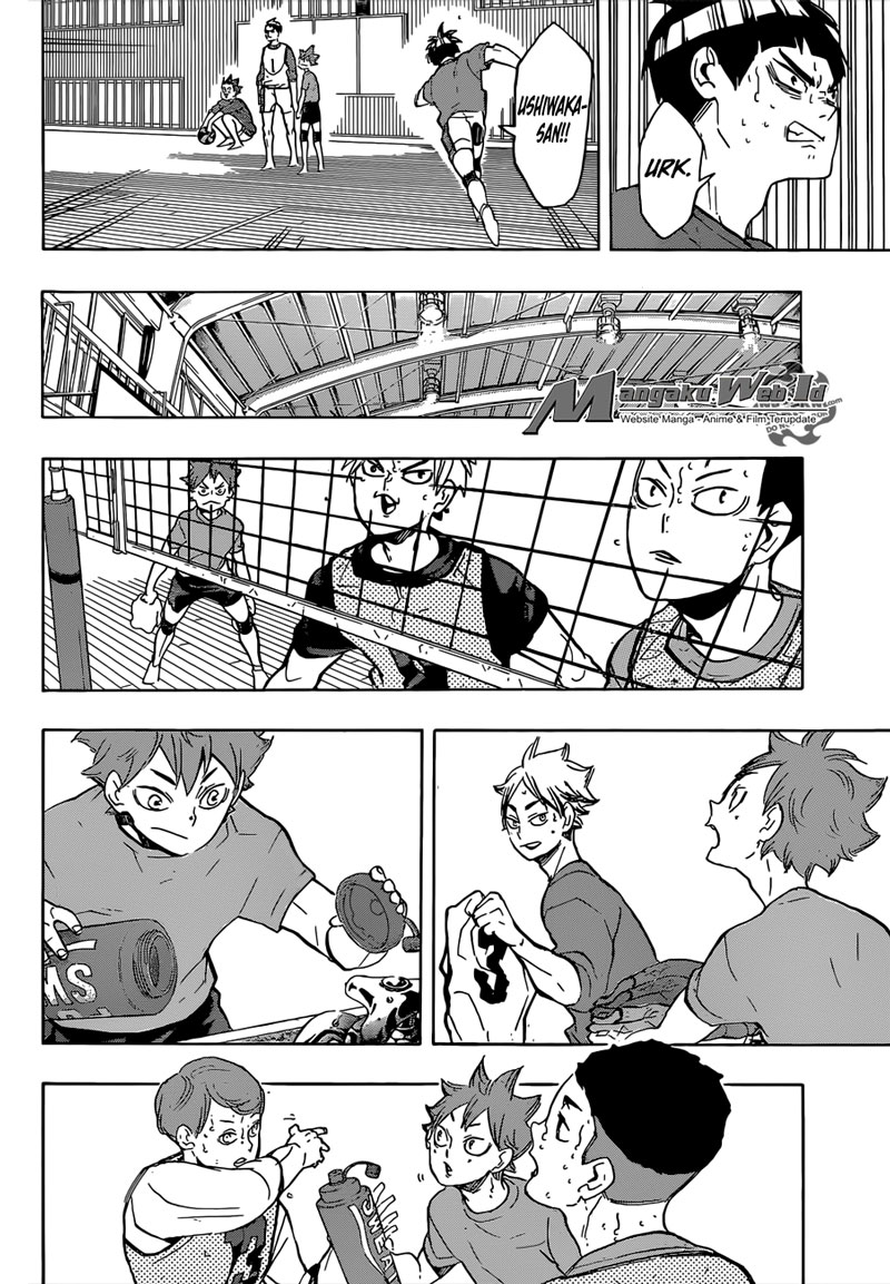 Haikyuu!! Chapter 218-16