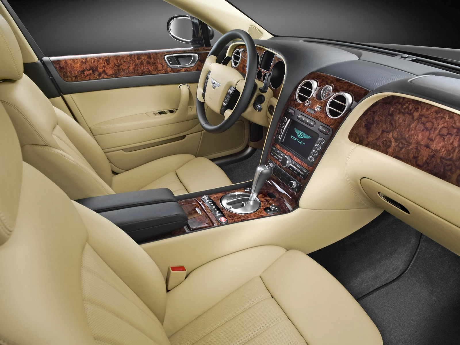 tamerlane 39 s thoughts bentley continental flying spur vw phaeton interior comparison. Black Bedroom Furniture Sets. Home Design Ideas