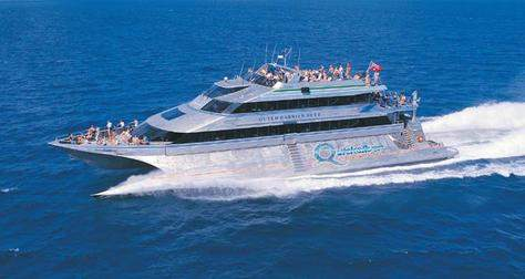 Bali Quicksilver Day Cruise Package - Bali, Cruises, Activities, Holidays, Tours, Attractions, Penida