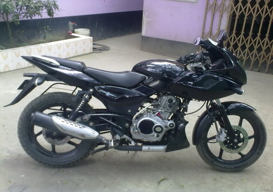 Pulsar 150 Modified http://321pulsarmania.blogspot.com/2011/02/pulsar-150.html