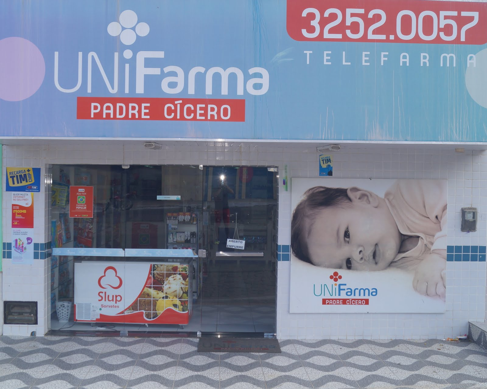 FAÇA SEU CARTÃO FIDELIDADE UNIFARMA EM SÍTIO NOVO