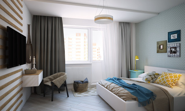 Phòng ngủ nhỏ đẹp