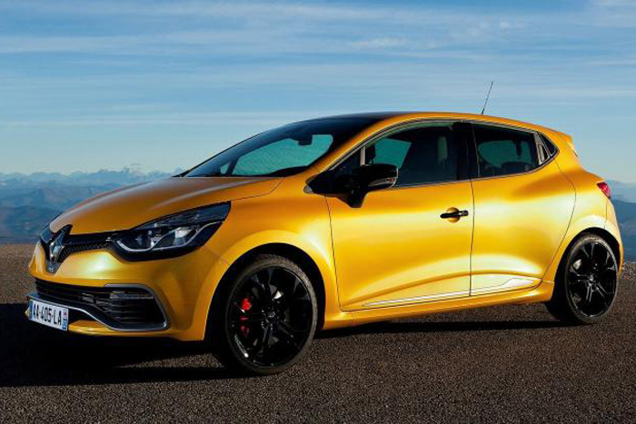 El Renault Clio RS llevará neumáticos Dunlop