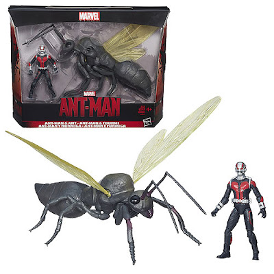 Ant-Man Movie Marvel Infinite Series Action Figure Box Set