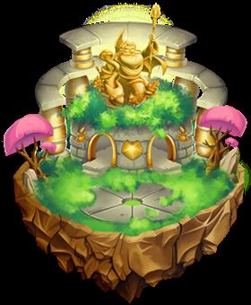 imagen del santuario de cria de dragon city