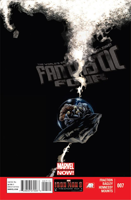Fantastic Four #07 (Marvel Now)