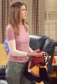 look despojado rachel green