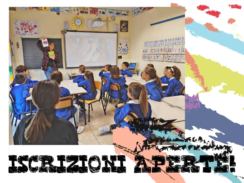 Aperte le iscrizioni per l'anno scolastico 2020/21