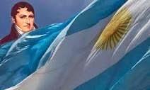 Gracias Manuel Belgrano por la  creación de la hermosa bandera que nos brindastes!!!!