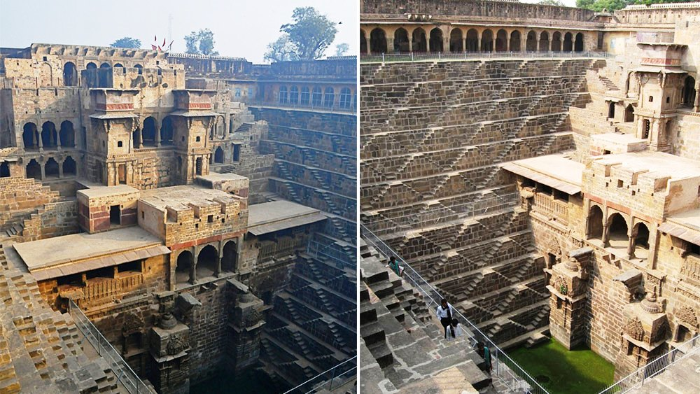 Chand India  city photos : Chand Baori, India ~ Must See how To