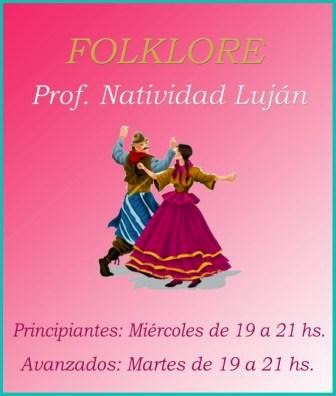 FOLKLORE NATIVIDAD