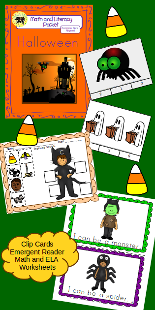 http://www.teacherspayteachers.com/Product/Halloween-Math-and-Literacy-Packet-1263145