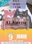 PRÓXIMO MERCADILLO 26 de mayo. TODOS  los segundos domingos de  cada mes en La ALAMEDA.