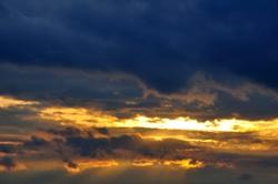Erleuchtung am Himmel...